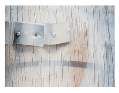white bracket