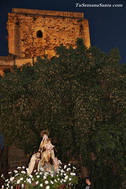 Virgen del Carmen Procesión 2018