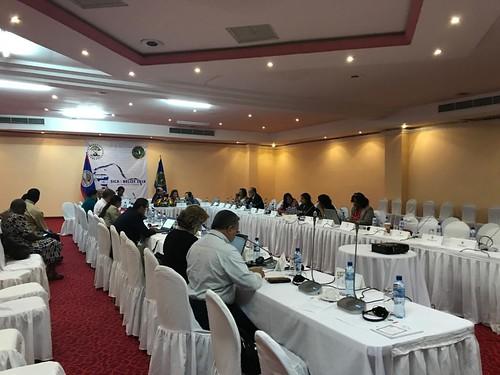 Reunión de Secretarías PPT Belice