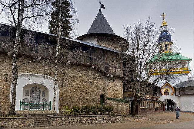 The wall of monastery, Canon EOS 6D, Canon EF 24-70mm f/4L IS USM