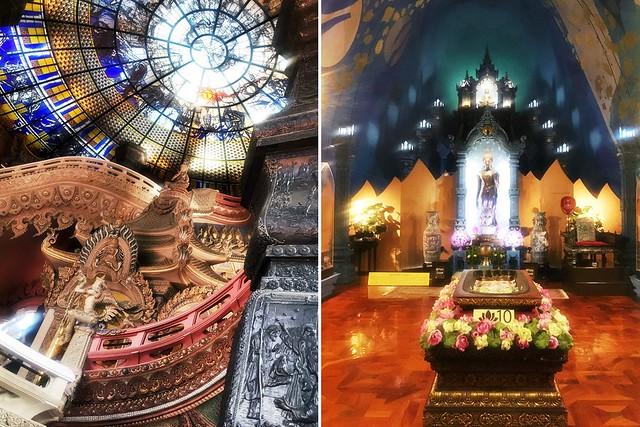 The Erawan Museum - Bangkok - Thailand
