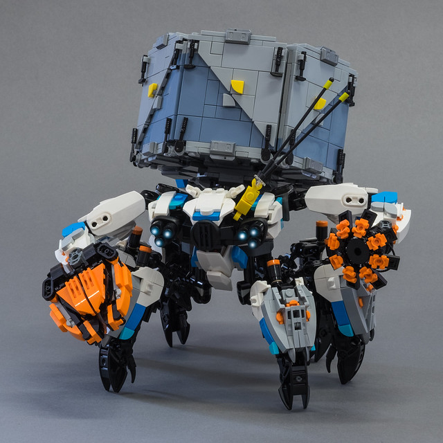 Shell-Walker