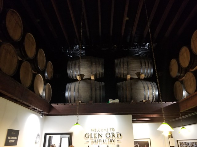 Glen Ord Distillery,  Inverness Scotland