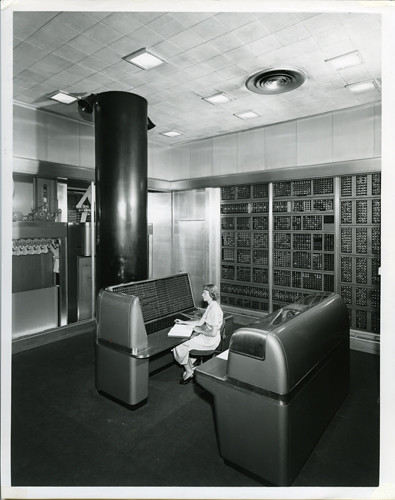 IBM Selective Sequence Electronic Calculator