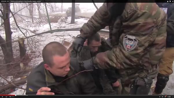 Crimele rusilor in Ucraina