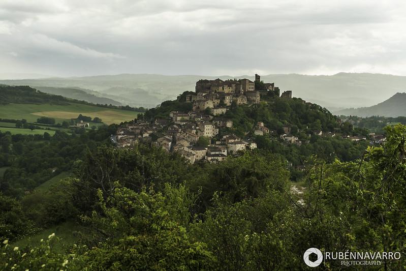 Mirador Cordes-Sur-Ciel Midi-Pyrénées