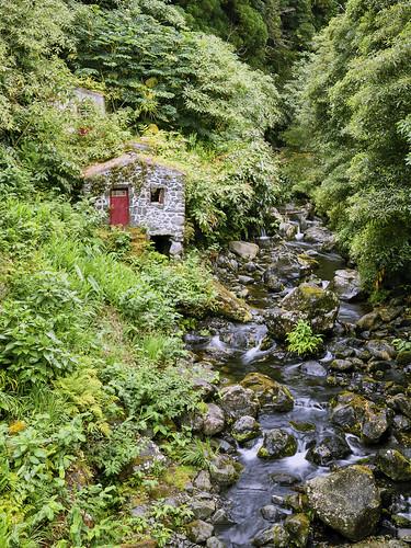 Watermill (Moinho de agua). Facenda