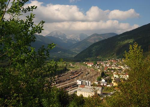 Bahnhof Selzthal
