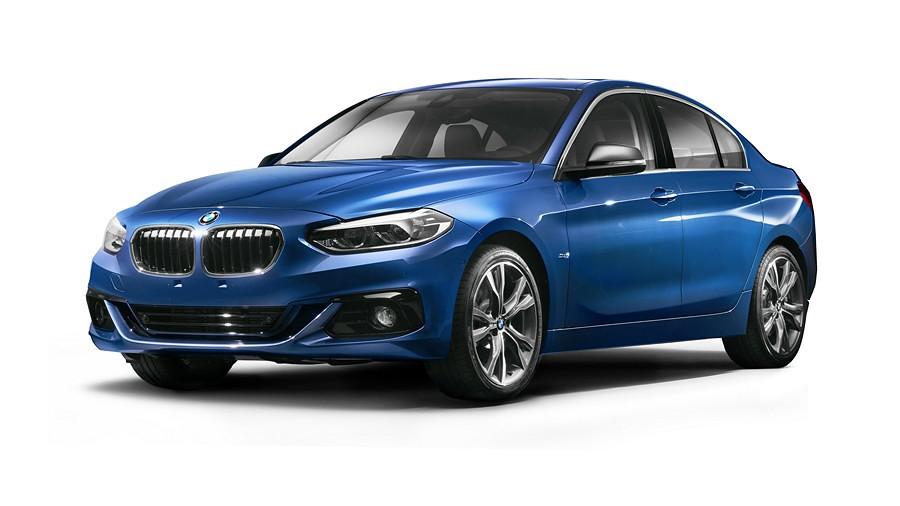 BMW Serija 1 Sedan Meksiko 1