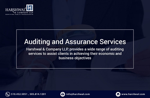 High Quality Auditing And Assurance Services