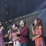 Open air concert Music of the Western Balkans