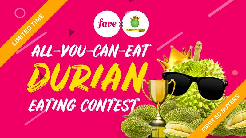 durian king eat all you can