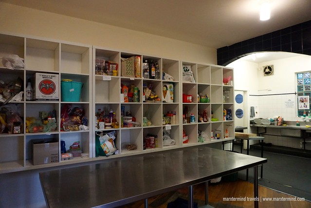 The Nook Backpackers Hobart, Tasmania Shared Kitchen