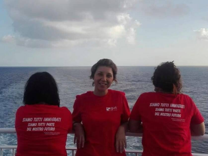 #MagliettaRossa | Sabato 7 luglio il GUS per i diritti umani