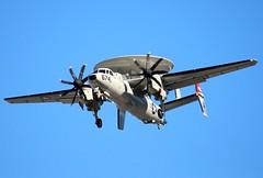 Navy E-2D Hawkeye