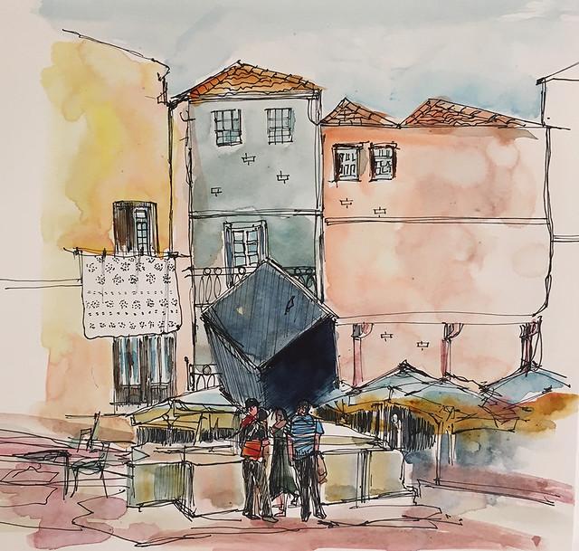 Praca da Ribeira Porto