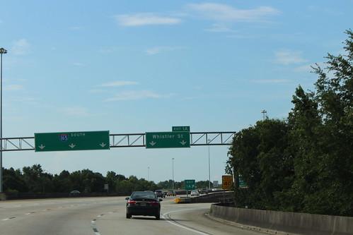 Alabama I165sb Exit 1A