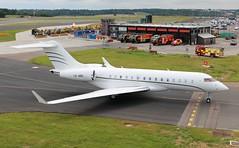 LX-ABC Bombardier BD700 Global Express XRS