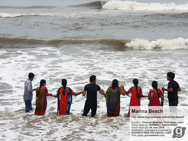 Marina Beach Photo 5