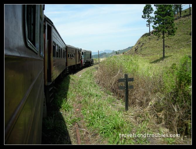 Op weg naar Gampola