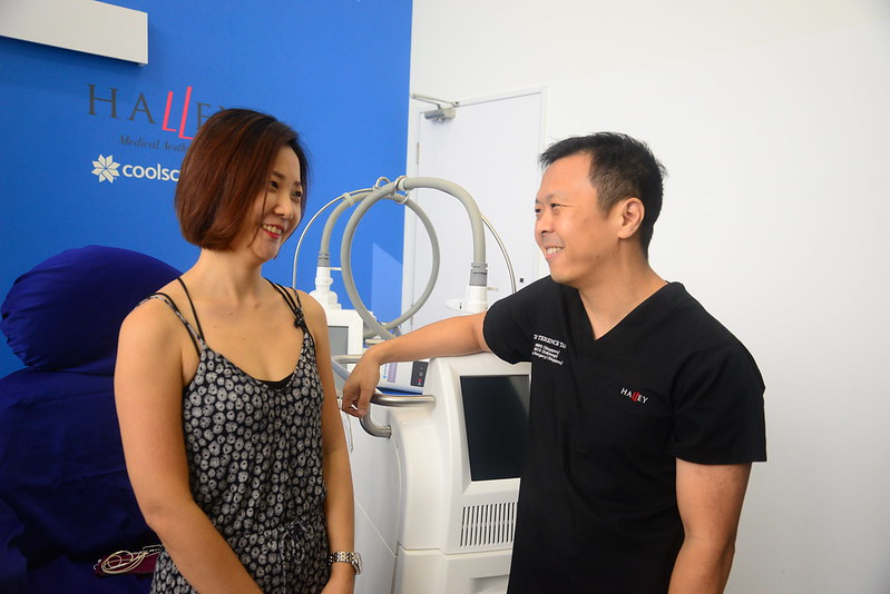 CoolSculpting at Halley.Medical.Aesthetics 1