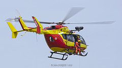 Eurocopter EC-145 / Sécurité Civile / F-ZBPO - Photo of Trilport