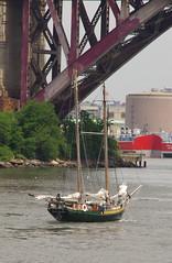 East River,...Hell Gate Bridge