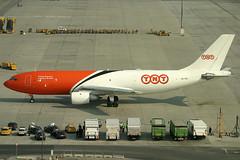 TNT Airways Airbus 300 B4-203(F) OO-TZC (c/n 210)