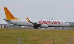 PEGASUS AIRLINES B738 TC-CPL