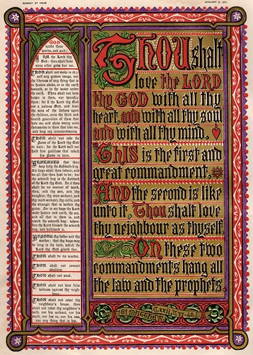 1871 Ten Commandments