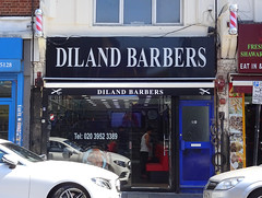 Picture of Diland Barbers, 74 London Road