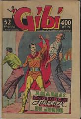 Gibi Globo Brazil
