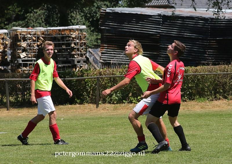 Vense Boys Voetbal-toernooi 2018