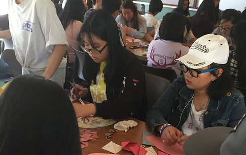 Chinese Moon Festival Craft Days