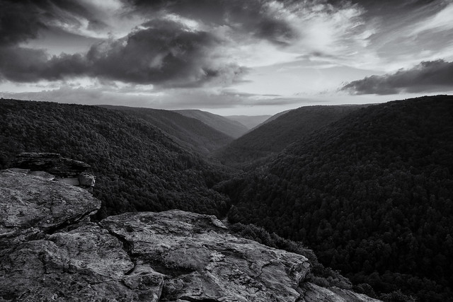 Blackwater River Canyon, Canon EOS 6D, Canon EF 300mm f/2.8L IS II USM