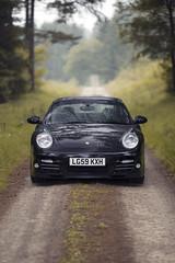 Porsche 911 Turbo (997 Gen II) Front Shot