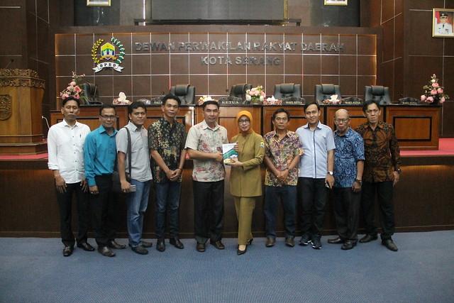 05 Juni 2018 Kunjungan Kerja Kab. Kaur Provinsi Bengkulu