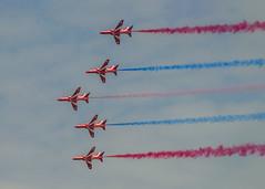 RAF Red Arrows Aerobatic Team (52)