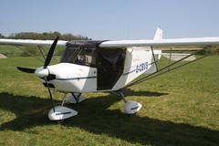 G-CBVS Best Off Skyranger [BMAA/HB/234] Popham 050508