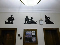 Greenfield, Massachusetts Post Office Reliefs