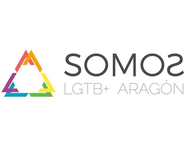 Logo de la asociación SOMOS LGTB ARAGÓN (Fuente SOMOS LGTB)