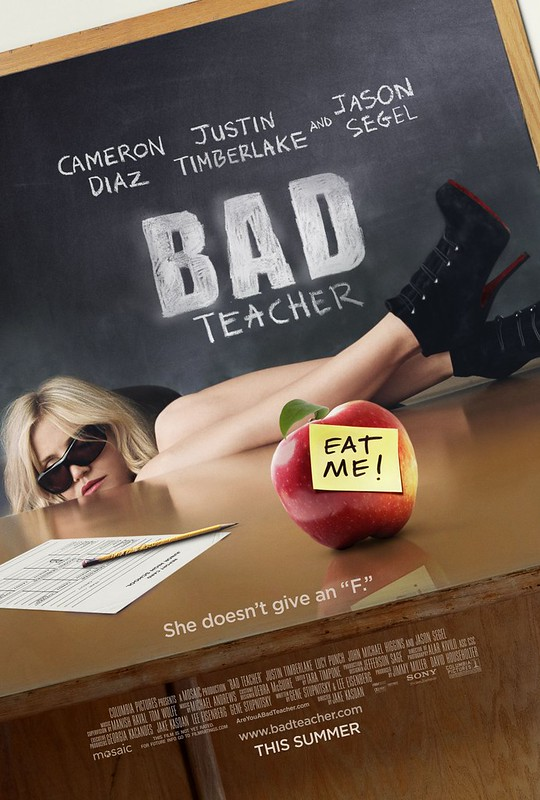 Bad Teacher - Poster 1