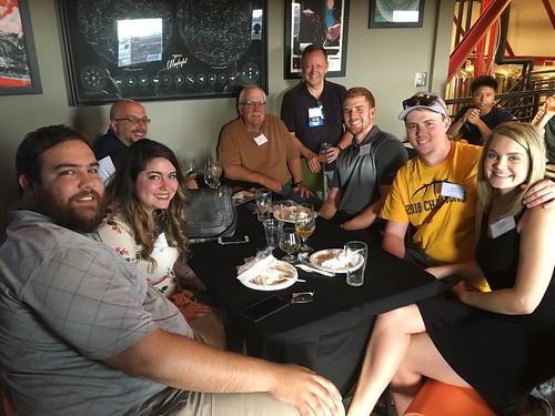 2018 Columbia Alumni Social
