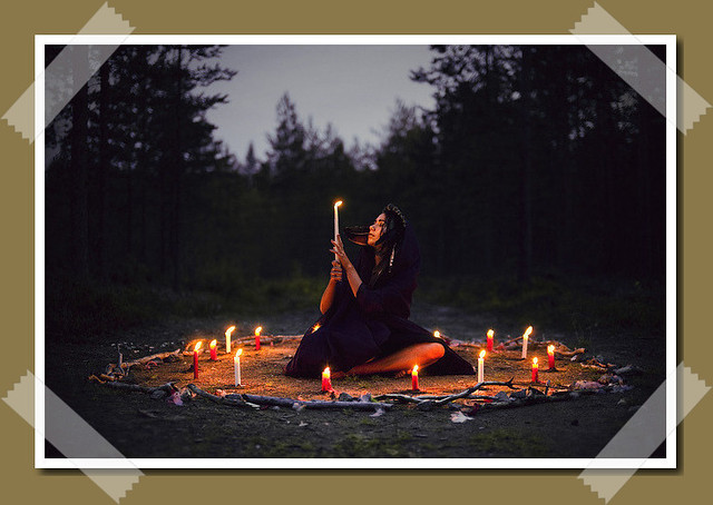 Magic Circle – Occult World