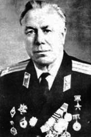 В.И.Кряжев, Герой Советского Союза