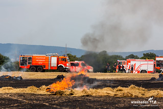 Stoppelackerbrand Kostheim 04.07.18