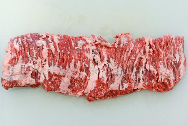 Skirt Steak Ssam