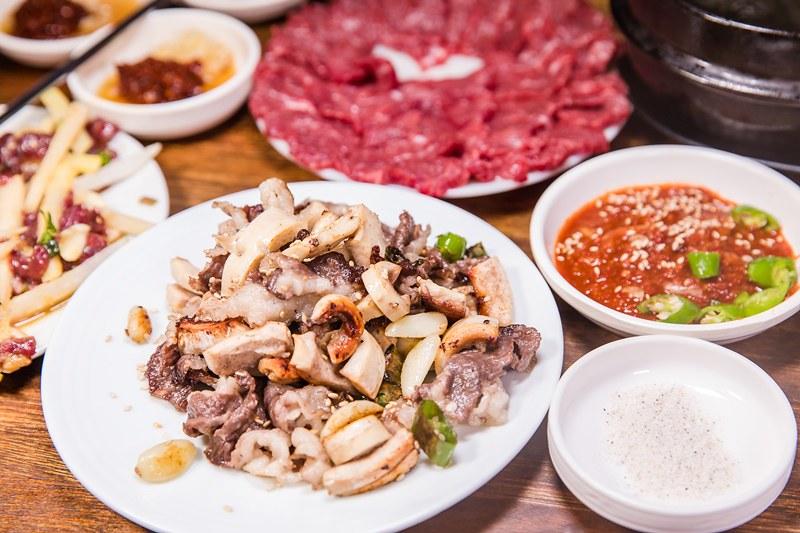 大邱十味之生牛肉 칠복식당 (14)