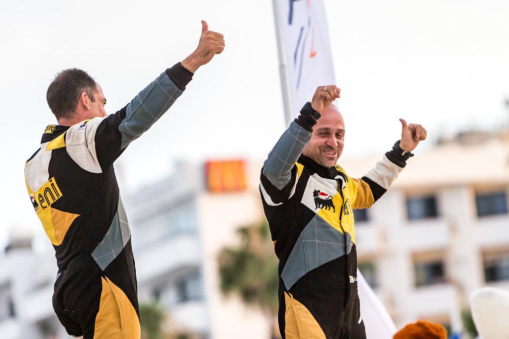 GALATARIOTIS Simos (CYP), IOANNOU Antonis (CYP), SIMOS GALATARIOTIS, SKODA FABIA R5, portrait during the 2018 European Rally Championship ERC Cyprus Rally,  from june 15 to 17 at Larnaca, Cyprus - Photo Thomas Fenetre / DPPI