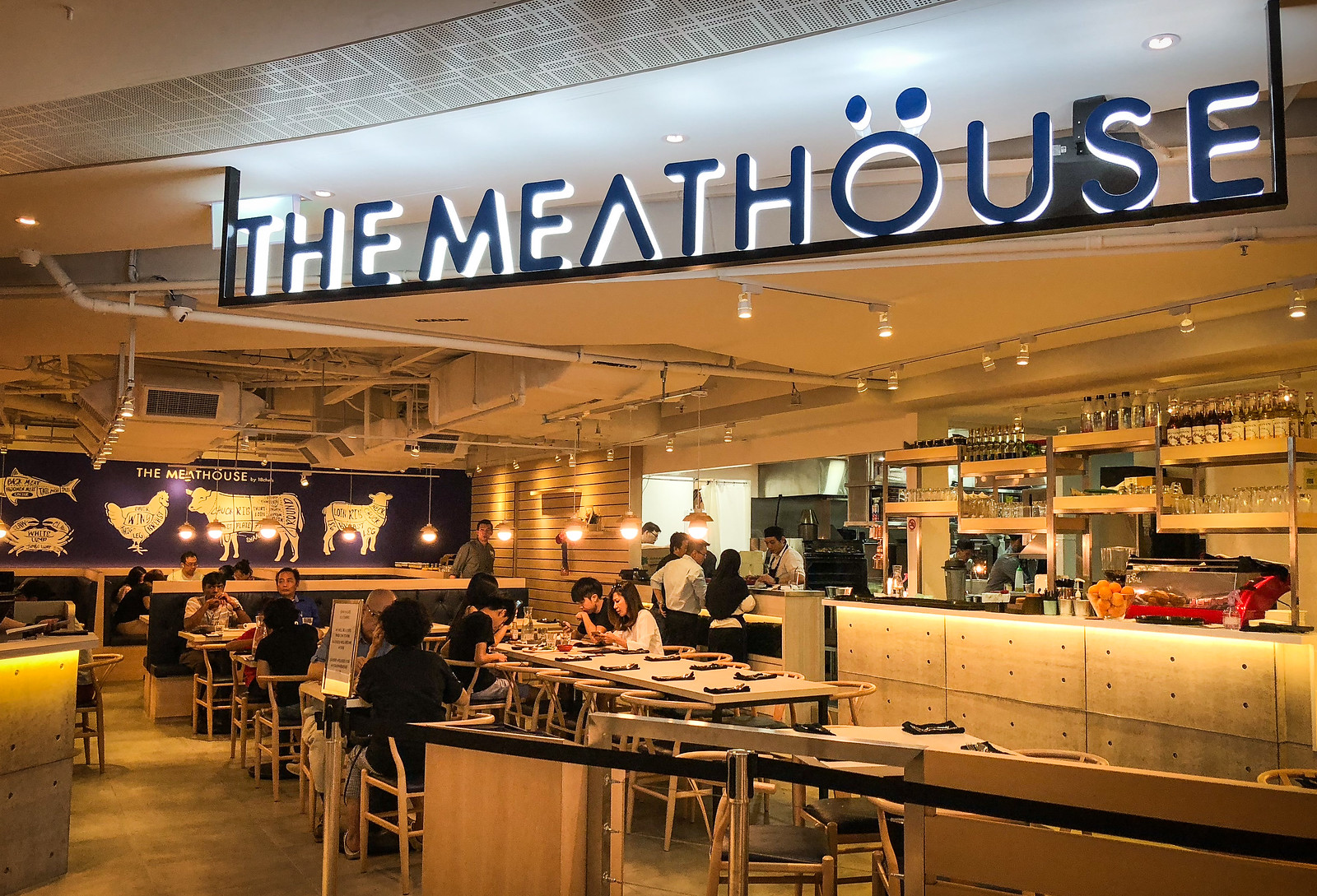 The Meathouse by 18Chefs - A New Halal-To-Be Steak Joint at